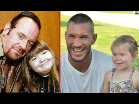 10 Most Shocking Sweetest WWE Wrestlers in Real Life You Think Are Mean
