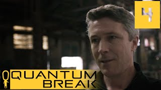 Quantum Break - Live Action Show - Monarch Solutions - Let's Play - Quantum Break Walkthrough Part 4