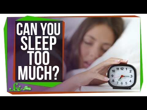 Can You Get Too Much Sleep