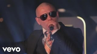 Pitbull - Shut It Down (Live at AXE Lounge)