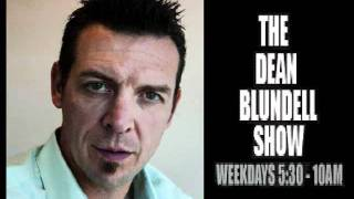 THEO FLEURY INTERVIEW 03OCT11 102.1 The Edge DEAN BLUNDELL SHOW