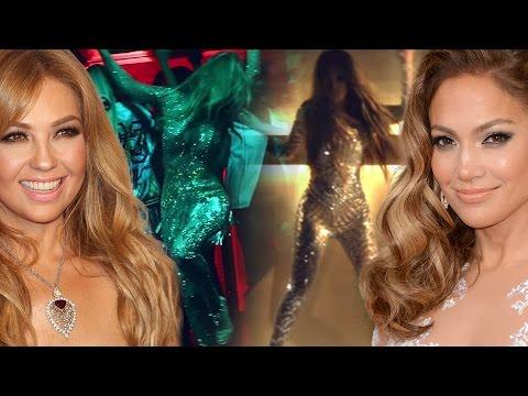 Xxx Mp4 5 Cosas Que Thalia Le Copió A Jennifer Lopez 3gp Sex