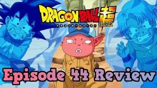 Dragon Ball Super Episode 44 Review: The Seal of Planet Potaufeu! Secret of the Unleashed Chōjin Sui