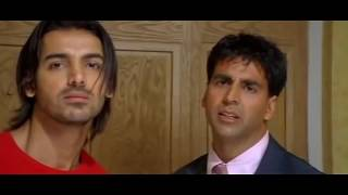 Best Scene Of Movie Garam Masala - Akshay kumar nd john abhrahim