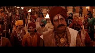 Ramya Krishnan intro scene in BHAHUBALI