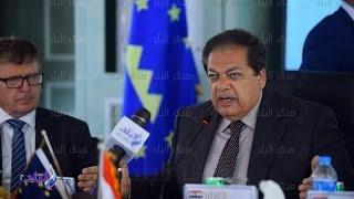 محمد أبو العينين رئيس المجلس المصري الاوروبي يكرم سفير الاتحاد الأوروبي بالقاهرة