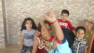 Christmas Celebration Shining Star Playgroup Kids Having Fun On Zingat Song Of Sairat