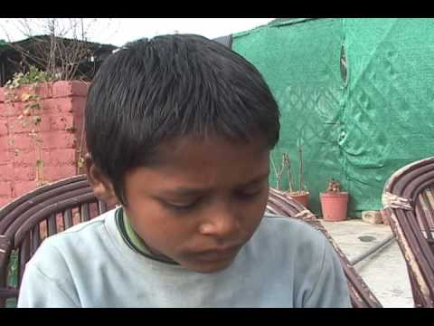 Amazing Interview In India with a boy from the streets Beyond Slumdog Millioniare update below