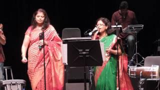 Chand Matala Matala Sung By Arti Kunte Lotlikar and Bhakti Ganpule