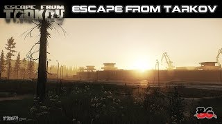 Escape from Tarkov - Escaping with the butt cheeks puckered!