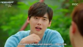Lee Jong Suk cameo in Weightlifting Fairy Kim Bok Joo ep 2 (NO SPOILERS)