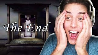 I BEAT THE GAME!! | GRANNY (Horror Mobile Game)