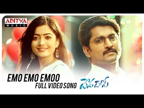 Xxx Mp4 Emo Emo Emoo Full Video Song Devadas Songs Akkineni Nagarjuna Nani Rashmika Aakanksha Singh 3gp Sex