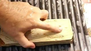 Shinden Suita 1418g Japanese Natural Sharpening Stone