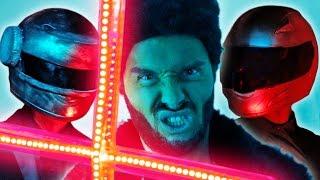 The Weeknd ft. Daft Punk -