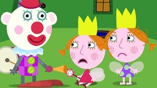 Ben and Holly's Little Kingdom | Daisy and Poppy | 1Hour | HD Cartoons for Kids