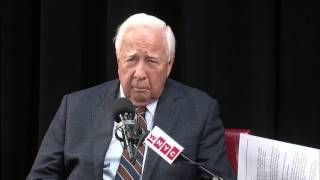 The Brian Lehrer Show Live: David McCullough on The American Spirit