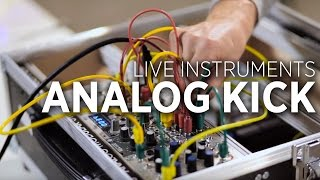 How To Make An Analog Kick with Tobi Neumann