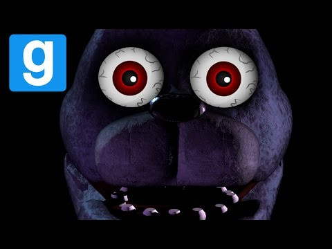 FIVE NIGHTS AT FREDDY'S | THEY ALL KILL! | GMOD HORROR MAP! (4)