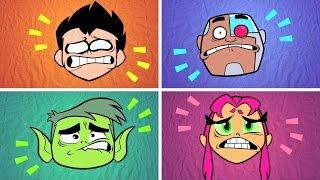 "Teen Titans Go! - ""Serious Business"" (clip)"