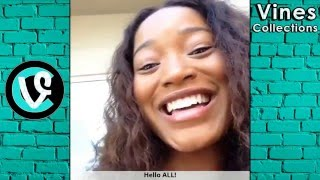 KekePalmer Vines | Best Vine Compilation May 2016 | with TITLE