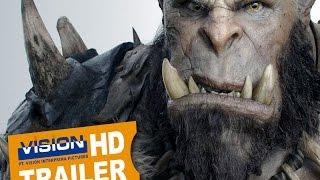Warcraft: The Beginning Official Trailer - DVD