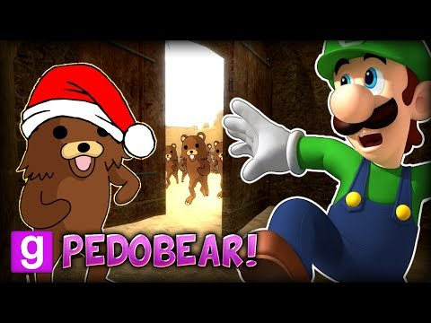 Who let the Dolphin out??? - GMOD Funny Moments - Pedobear Escape w/ Mr360Games and friends