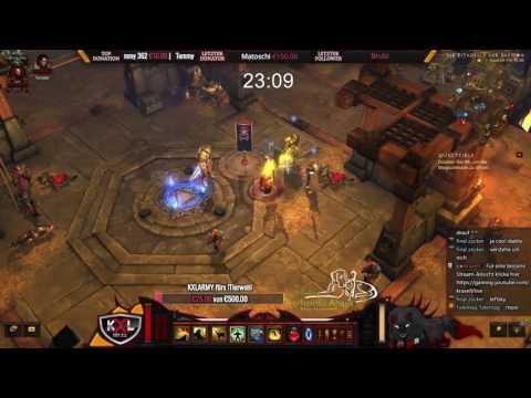 Diablo 3 - [Tierheim-Spenden-Stream] Extra-Large! :D
