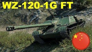 Jubileuszowe bitwy #487 - 3 Jubileusze :) WZ-120-1G FT