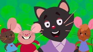 El Twist de los Ratoncitos - Michi-guau | El Reino Infantil