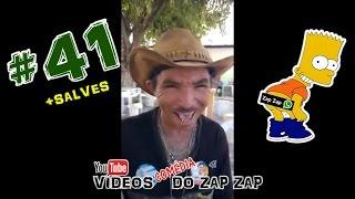 Vídeos Comédia do Zap Zap #41 Cadê o Povo Desse Grupo !!!