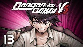 THE LOVE KEY - Let's Play - Danganronpa V3: Killing Harmony (DRV3) - 13 - Walkthrough Playthrough