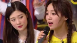 어서옵SHOW) 생방 정채연/김세정 - 꽃길 (Prod. ZICO)