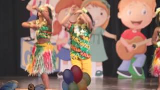 Minuka akein KIDS Hawaiian  DANCE