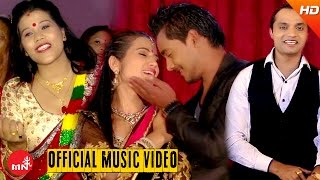 New Nepali Teej Song 2073   Kaha Bajyo Murali - Pashupati Sharma/Parbati GC   Krishna Films