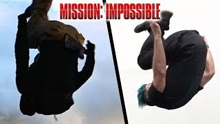 Mission Impossible Stunts In Real Life (Parkour, Freerunning)