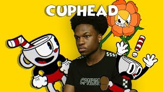 This might be the hardest game I played   Cuphead