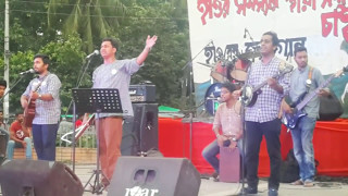 Jochna Raite | GaanKobi | জোছনা রাইতে | গানকবি | Stage Live