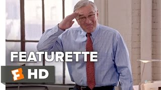 The Intern Featurette - Experience Never Gets Old (2015) - Robert De Niro, Anne Hathaway Movie HD