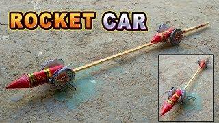ROCKET CHAKRI CAR | Rocket Chakri ki car ek saath