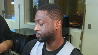 Heat star describes emotional performance against Sixers