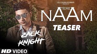 Tere Naam Teaser | Zack Knight | Releasing 13 September | Latest Song | T-Series