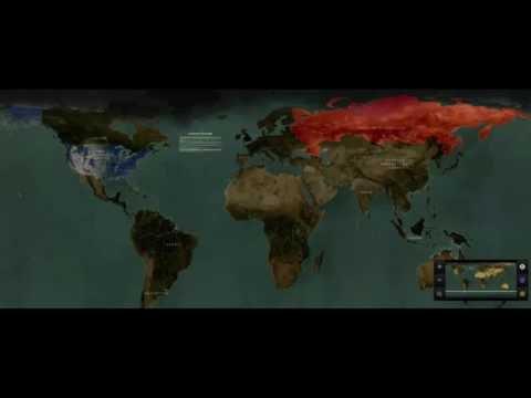 USA vs Russia Simulation Part #1