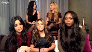 The CLEAN & CLEAR #Awkward2Awesome Holiday Live Chat with Fifth Harmony
