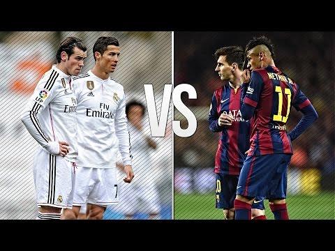 Xxx Mp4 Lionel Messi Neymar Vs Ronaldo Bale 2015 ● Skills Goals Battle HD 3gp Sex