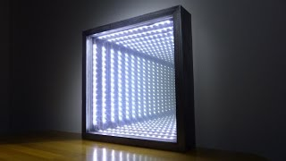 How to Make an Led Infinity Illusion Mirror