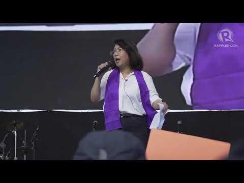 Xxx Mp4 Sereno Delivers Speech At United People S SONA 3gp Sex