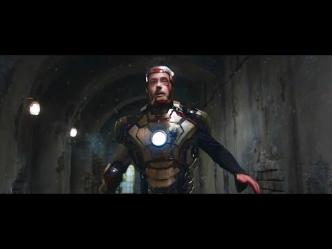 Every Iron Man Transformation/Suit Up &
