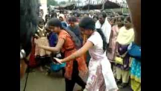 kuthu dance in girls