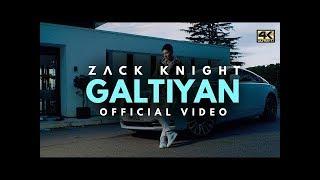 Zack Knight - Galtiyan ( whatsapp status Video)